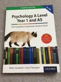 A level Psychology text books