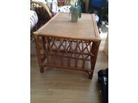 2 x Garden Chairs and table set