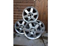 4×16 Inch genuine Ford alloy wheels for sale