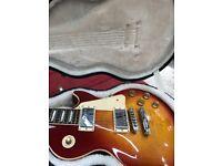 Gibson Les Paul traditional 2013 sunburst