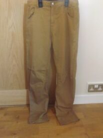 Boys Trousers Age 13-14