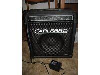 Carslbro 65 watt amp
