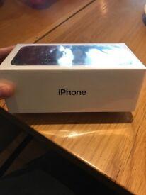 iPhone 7 Black brand new in box, Vodafone 32g