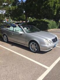 Clk convertible 200 kompressor