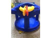 Baby's bath safety chair