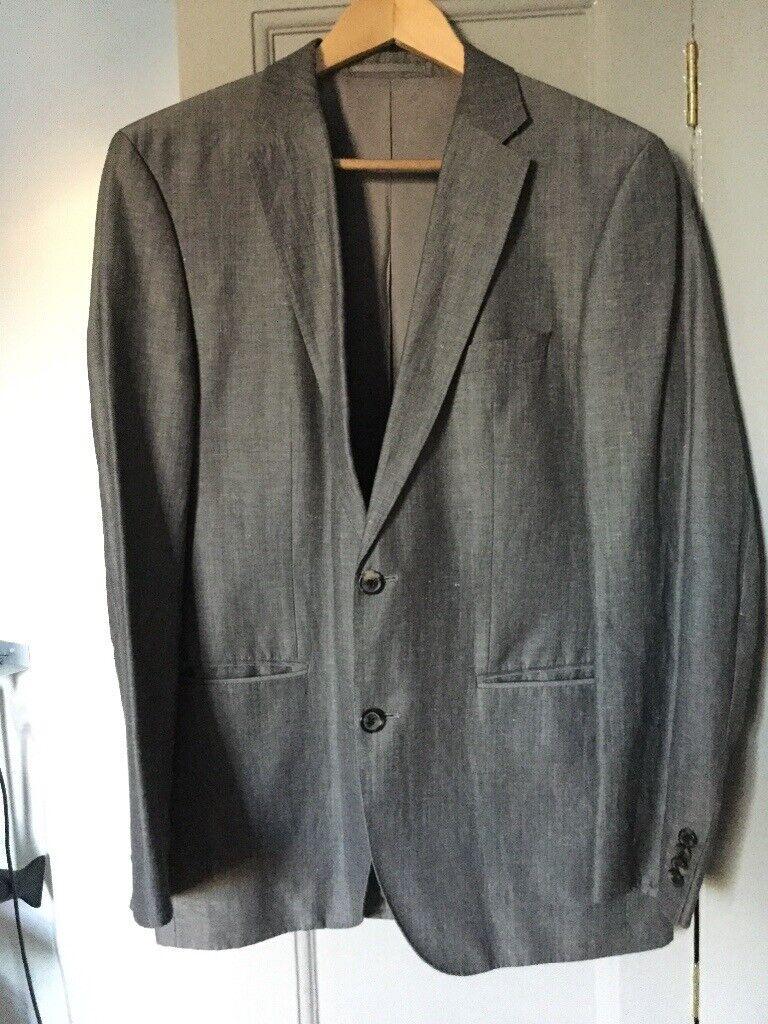 d6d0078e3c Hugo Boss Mens suit grey | in Kingston, London | Gumtree