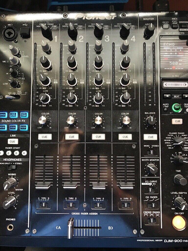 Pioneer DJM900N Mixer 4 channel  Hardly used looks as new | in Heathrow,  London | Gumtree