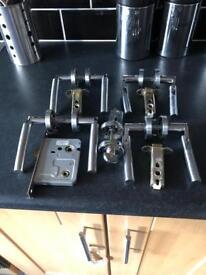 Door handles (£15 for them all )