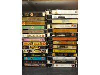 WANTED ANY OLD VHS VIDEO TAPES.....WILL COLLECT LOCALLY AROUND SUNDERLAND, PLEASE DO NOT SKIP