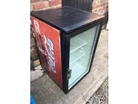 Coca Cola shop/ bar drink Fridge