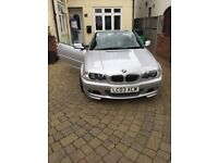 BMW 3 series convertible 2003