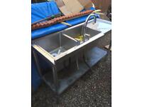 Commercial sink&catering equipments