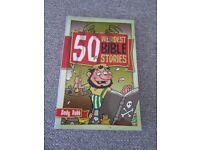 50 Weirdest Bible Stories, Brand new book