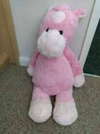 Wilko Rosy the Horse Large Plush/Soft Toy