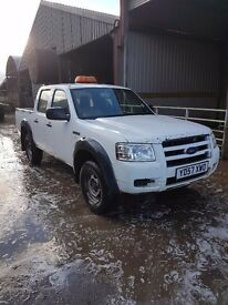 Ford ranger double cab TDCI