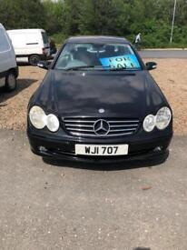 Mercedes CLK270 Cdi