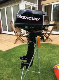 Mercury 5hp outboard excellent condition