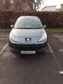 Peugeot 207 Grey - Open to Offers