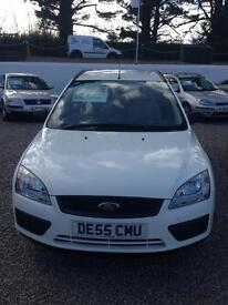 Ford Focus lx tdci bargain at only £2495 12 months mot 6 months warranty