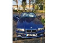 BMW 318i convertible automatic