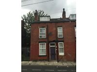 2 bed end terrace back to back
