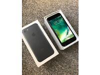 iPhone 7 Matte Black - 128GB Excellent Condition