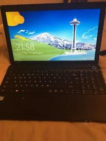 TOSHIBA SATELLITE C50 - A - 1DV - Used a couple of times!
