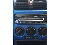 Echo dvd /cd player car flip out screen