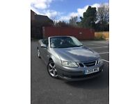 **BARGAIN** SAAB 93 VECTOR 2.0T CONVERTIBLE (2005)