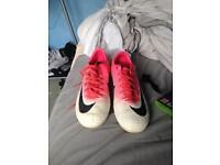 Nike mercurial pink