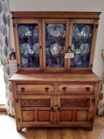 Beautiful oak dresser