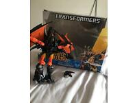 Boxed transformers prime beast hunters PREDAKING RRP £59.99 lots on sale look! Can deliver
