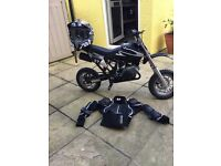 Quick sale 50cc motor bike £70!!