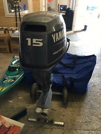 Yamaha 15hp 4-Stroke Short Shaft For Sale