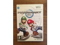 Mario Kart Wii to swap