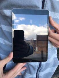 iPad mini got a couple cracks works perfectly fine.