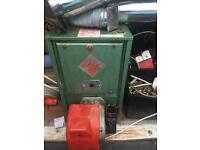 Oil boiler and burner spares, service and repair