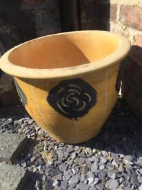 Out door plant pots