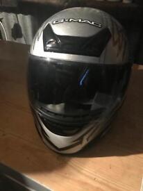 L Motorbike helmet