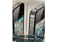 IPHONE4/4S UNLOCK BRAND NEW CONDITION AND WARRANTY