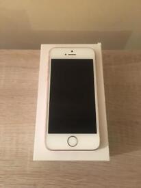 Apple IPhone SE 64GB Rose Gold On 02