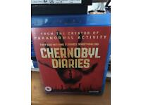 Chernobyl Diaries Blu Ray