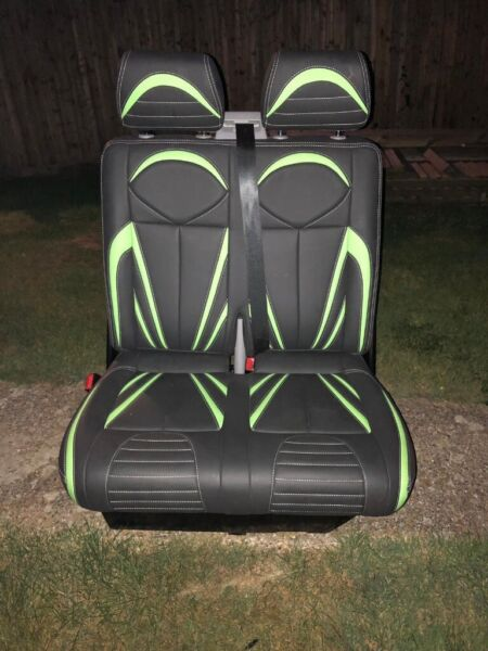 Used, Vw transporter T5 seats for sale. for sale  Eastbourne, East Sussex