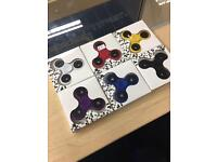 Fidget spinner £3 each 6 colours available