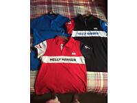 Helly Hansen Polo Shirts Bundle