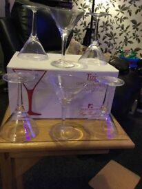 Tiziano Champagne glasses