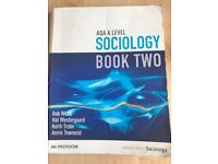 AQA A-level Sociology Book two