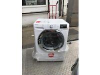 Ex display HOOVER DXOC 410AC3 10 kg 1400 Spin Washing Machine - White