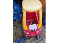 Little Tykes cosy coupe