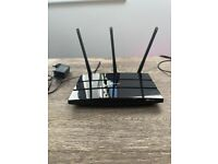 TP Link ASDL router